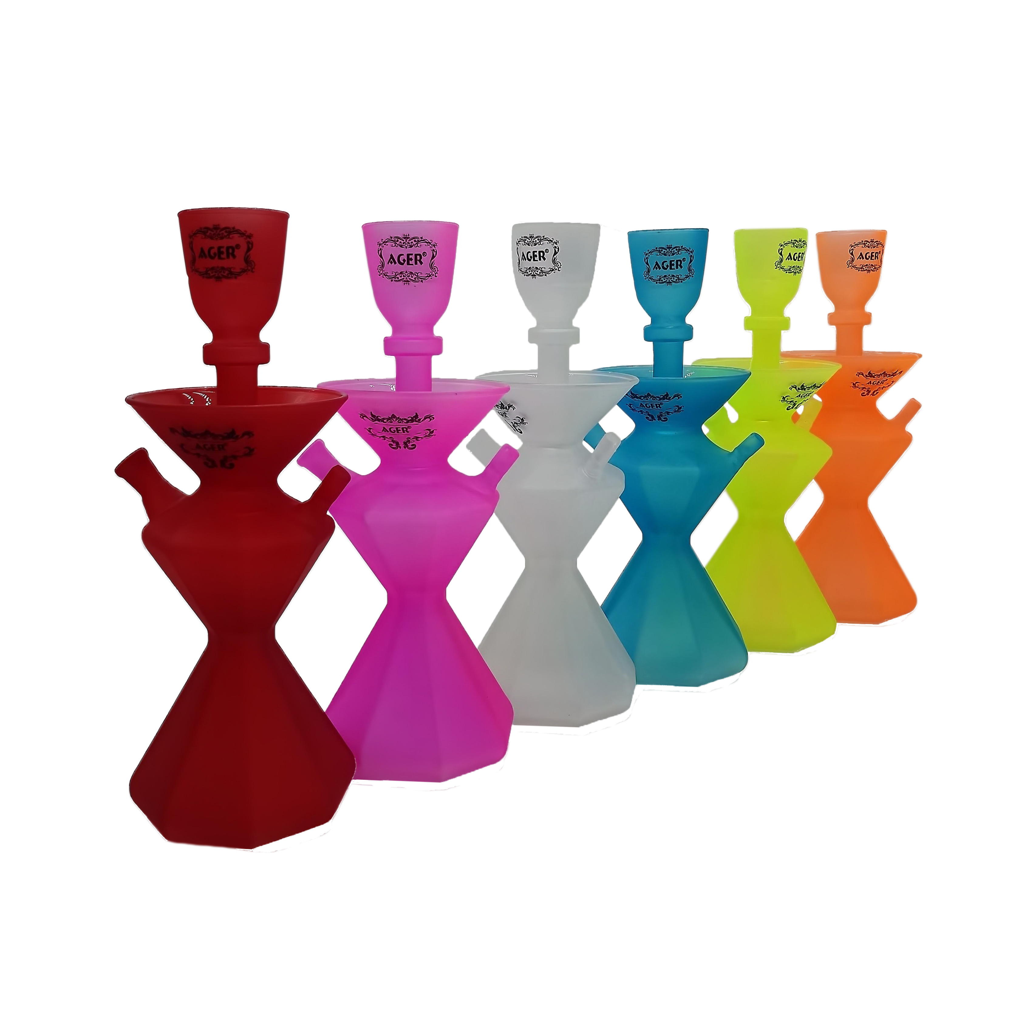 AGER Mini Glass Hookah